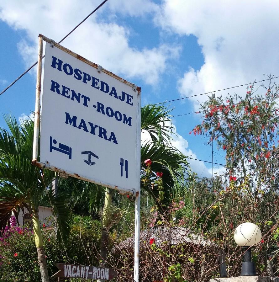 casa de renta hostal Casa Mayra