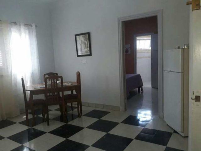 renta de apartamento en el Vedado