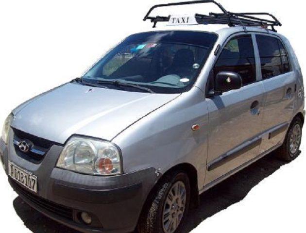 Servicio de taxi en CUBA